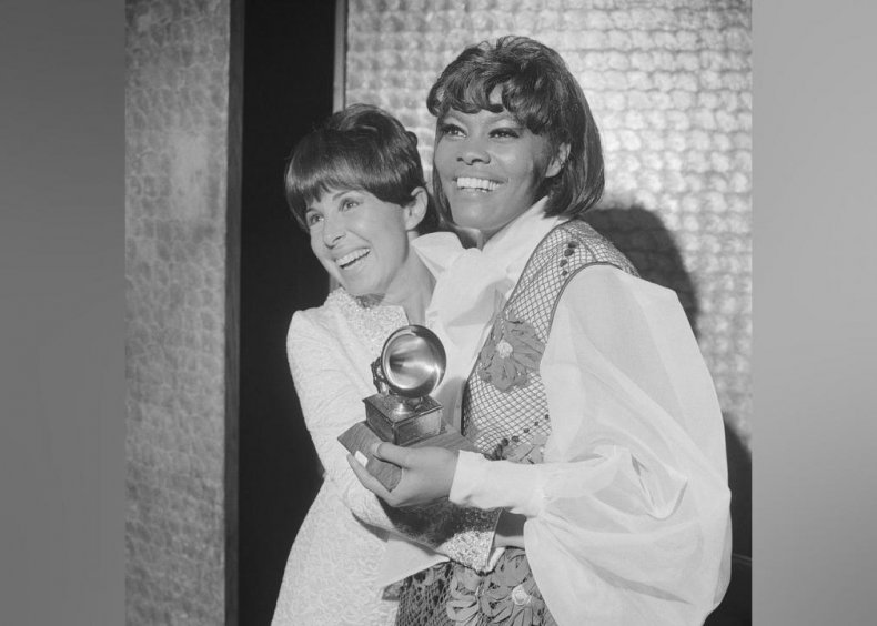 1969: The first on-air award