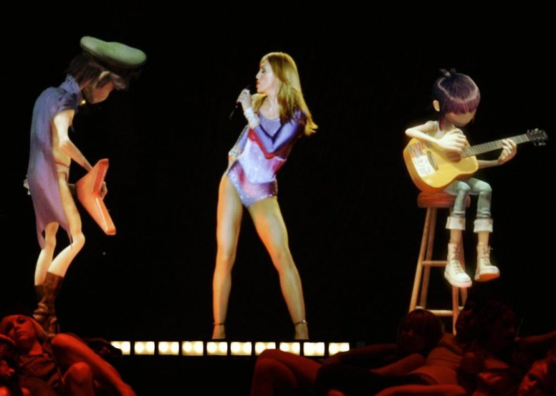 2006: A holographic performance