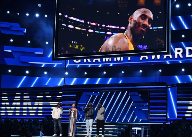 2020: 'Heartbroken in the house that Kobe built'