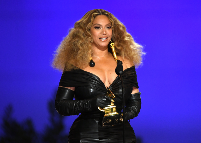 2021: Beyoncé sets new records