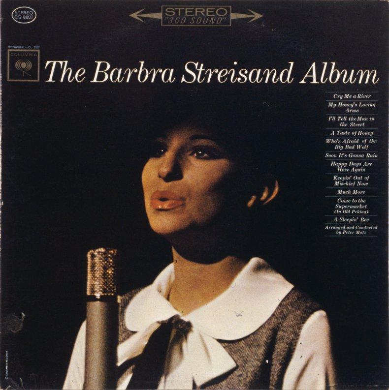 Barbra Streisand Album
