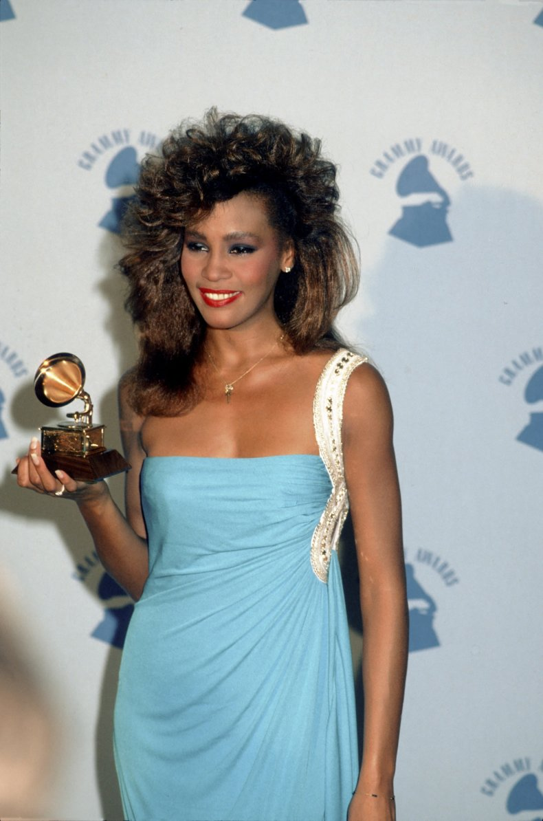 Whitney Houston Grammys