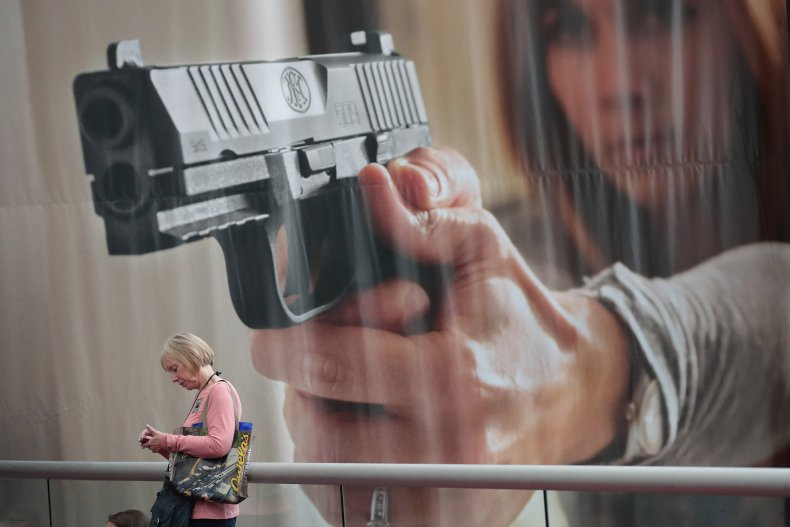 National Rifle Association Violence Against Women Act