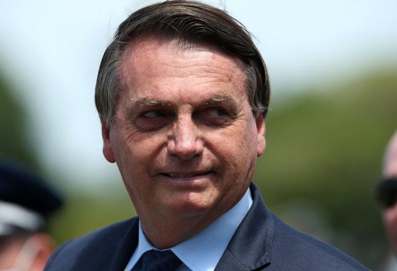 Brazil COVID-19 Record Jair Bolsonaro Approval Rating