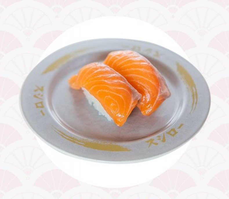 Salmon Chaos Sweeps Across Taiwan