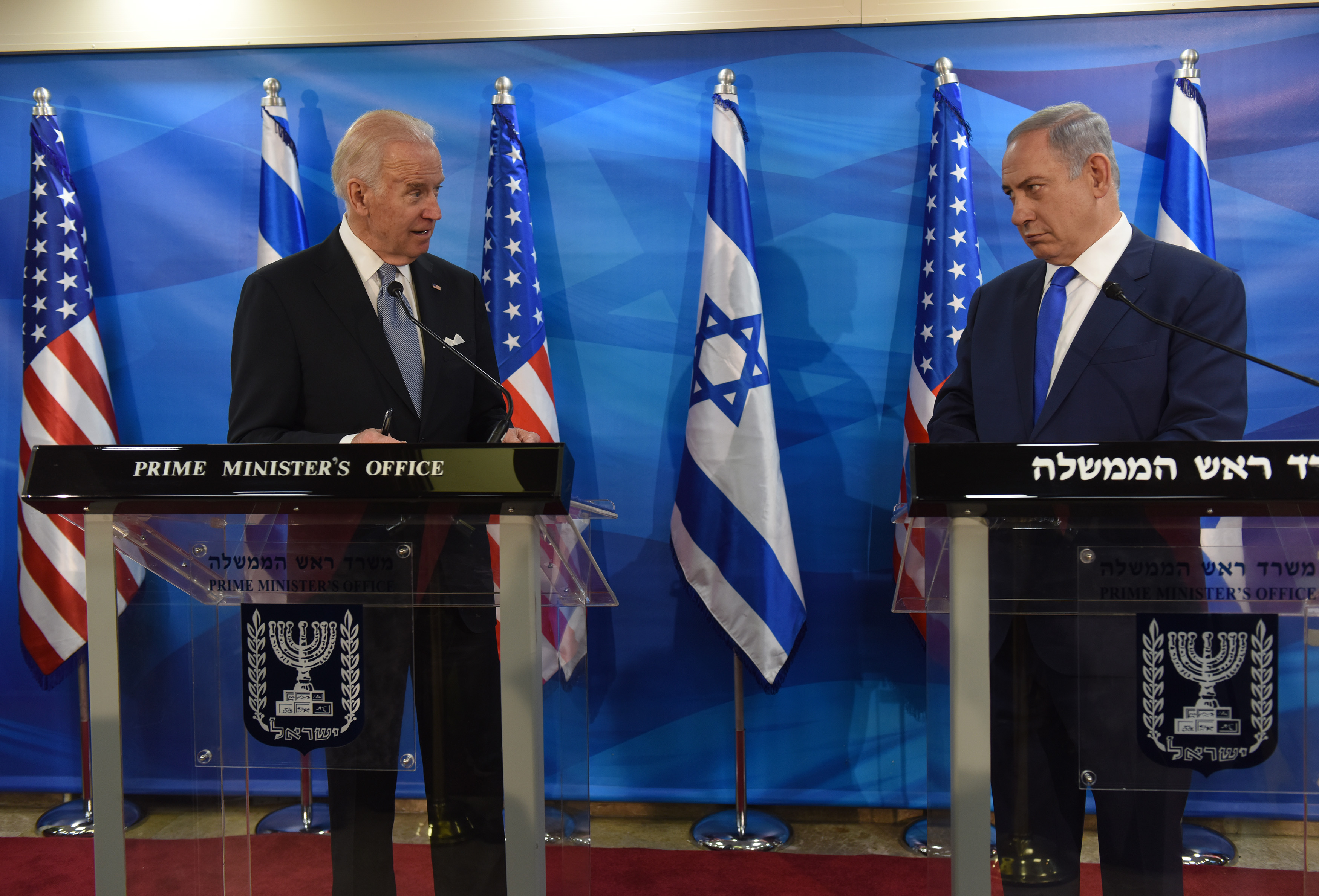 <p>What's Next for U.S.-Israel Relations? </p>We Just Got a Clue   Opinion thumbnail