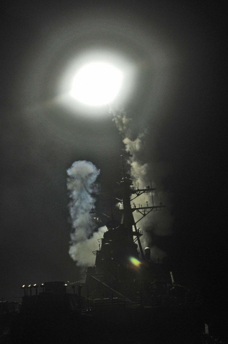 uss, stout, bomb, libya
