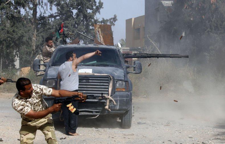 libya, conflict, gna, haftar, tripoli