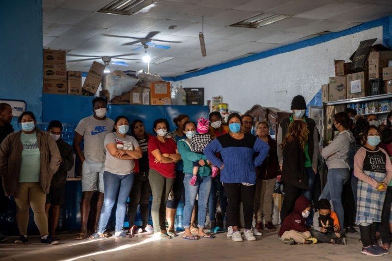Asylum Seekers Border Crossing