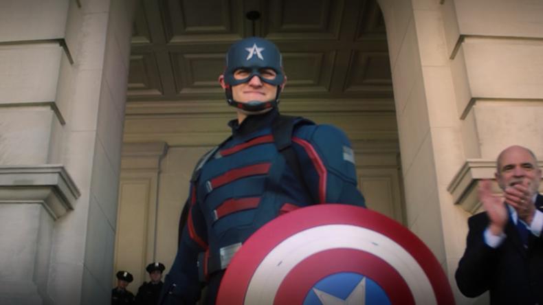 new captain america falcon winter soldier