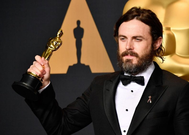 2017: Casey Affleck wins Best Actor for 'Manchester by the Sea'