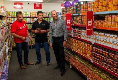 supermarket, groceries, New Zealand, food poverty