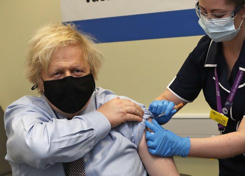 U.K. vaccine