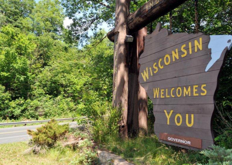 #45. Wisconsin