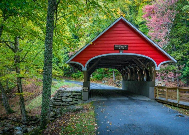 #31. New Hampshire