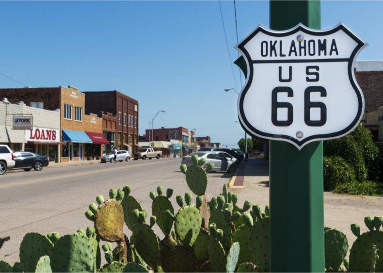 #23. Oklahoma