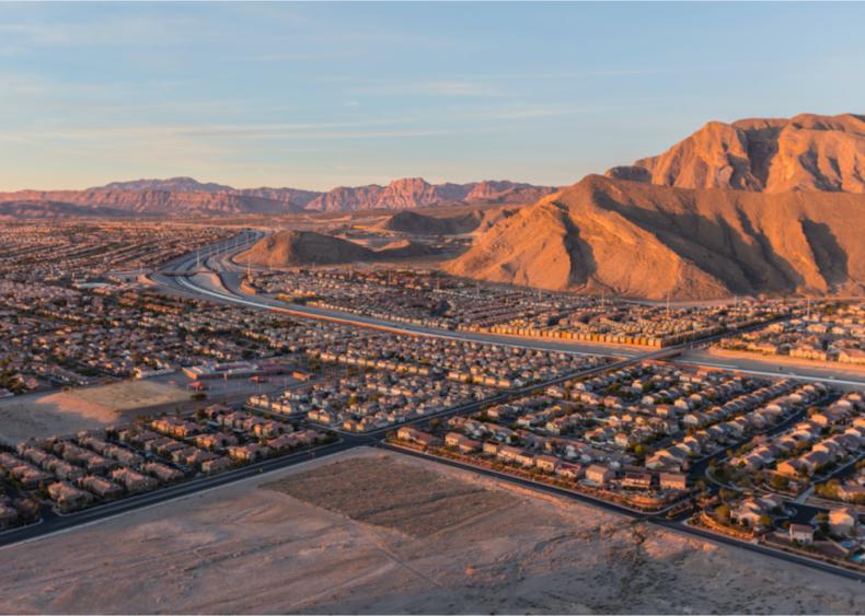 #8. Nevada