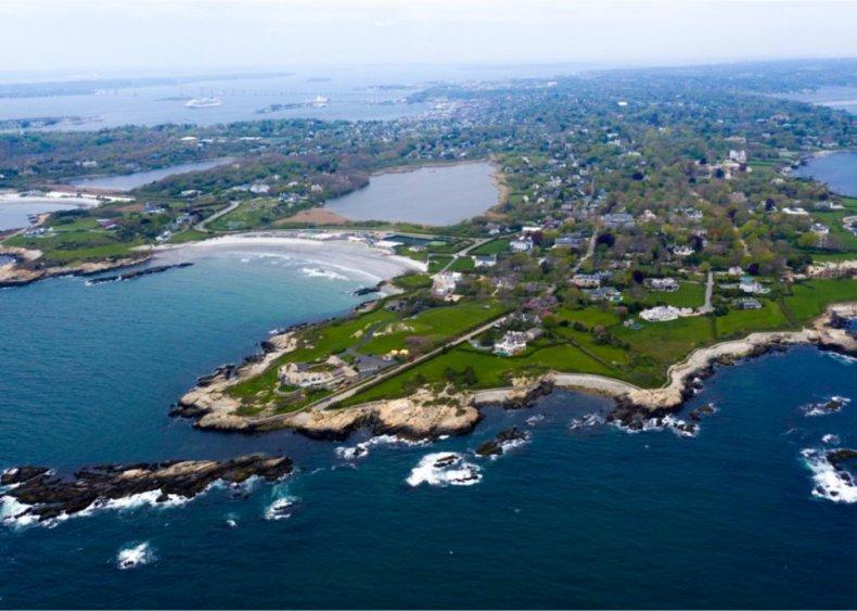 #3. Rhode Island