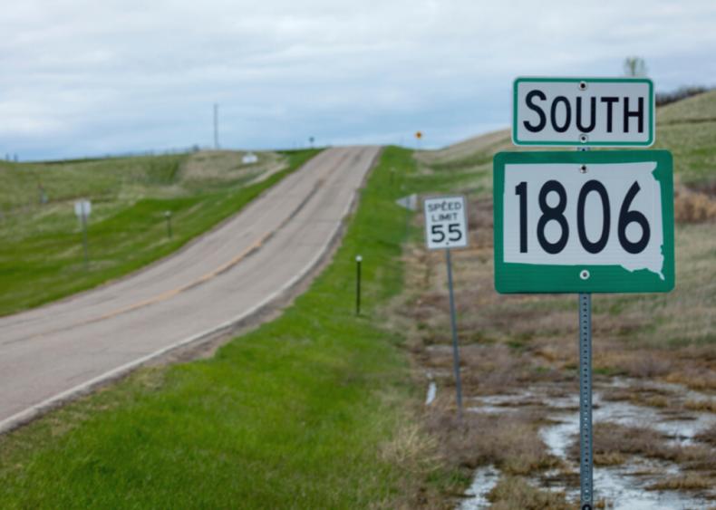 North Dakota: Sioux County