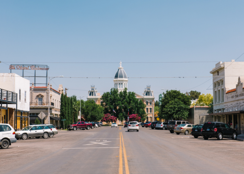 Texas: Presidio County