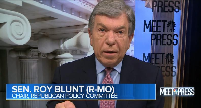 roy blunt republican senator capitol