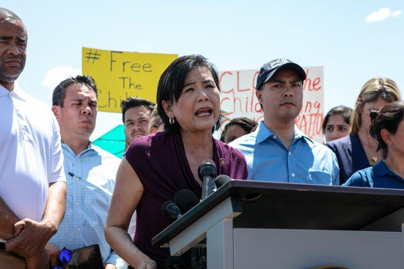 Rep. Judy Chu, Congress, Hate Crimes