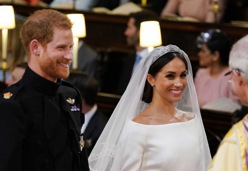 Meghan Markle and Prince Harry Get Married