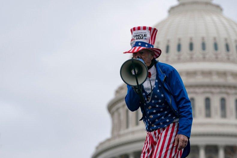 capitol rioters treason sedition seditious conspiracy