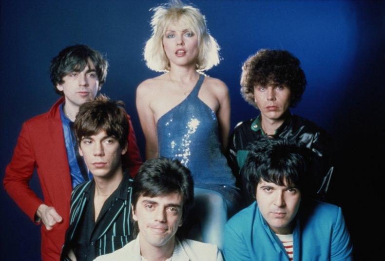 Blondie in 1979