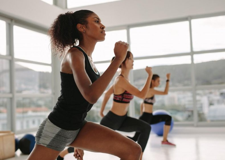Exercise trainers and group fitness instructors: Connecticut