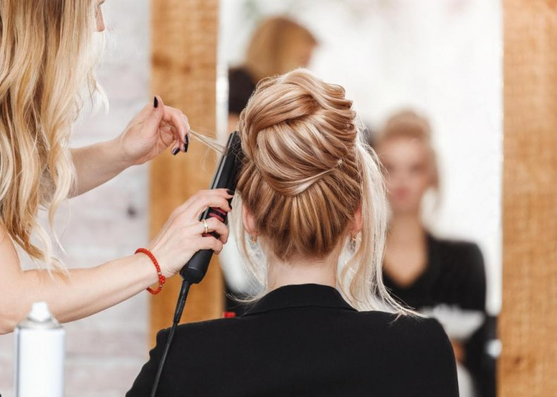 Hairdressers, hairstylists, and cosmetologists: Massachusetts