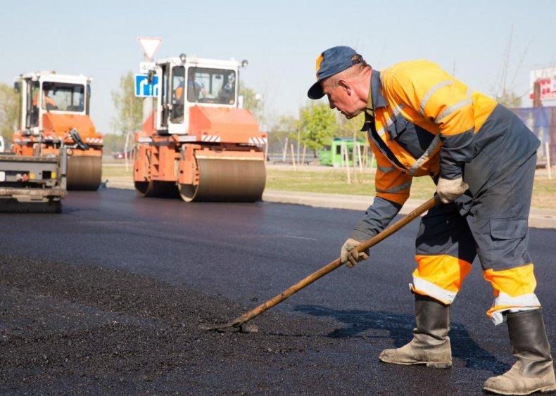 Highway maintenance workers: Washington