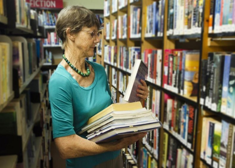 Librarians and media collections specialists: Washington D.C.