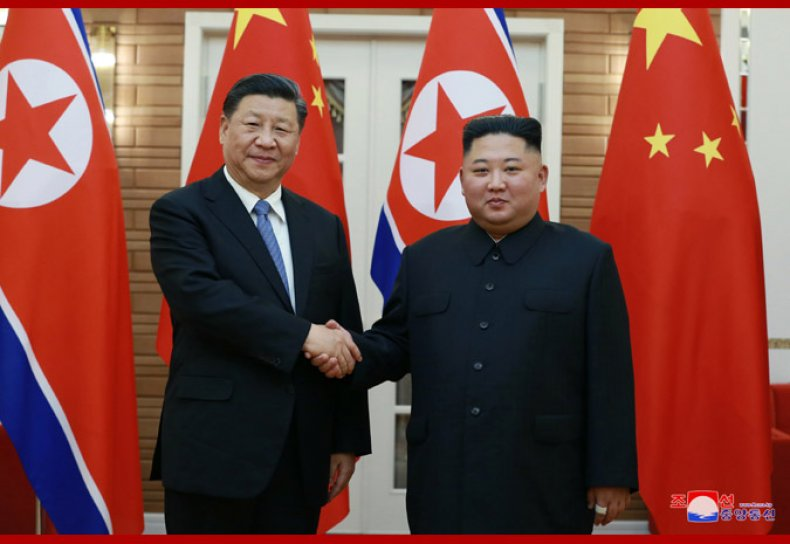 china, xi, north, korea, kim, pyongyang, meeting