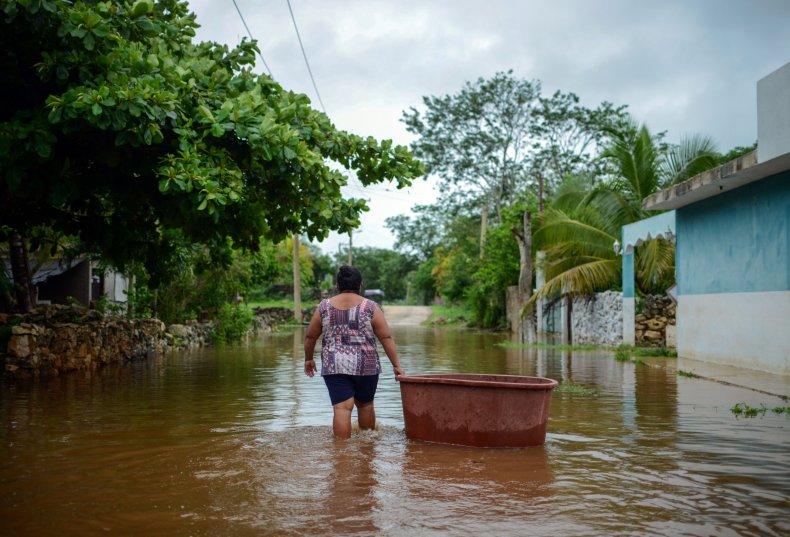 immigration climate change hurricane refugees asylum migrants