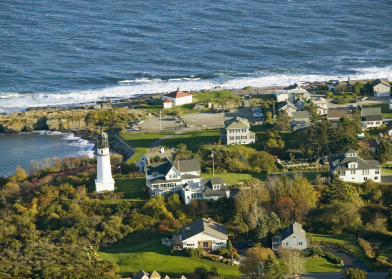 Maine: Cape Elizabeth