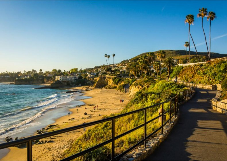 #47. Laguna Beach, California