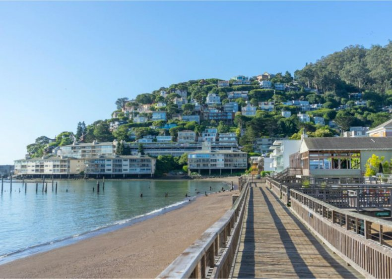 #35. Sausalito, California