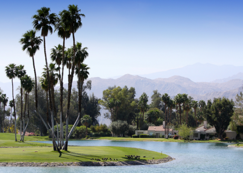 #15. Rancho Mirage, California