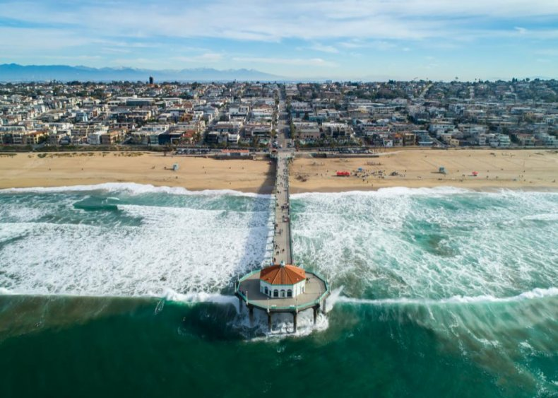 #11. Manhattan Beach, California