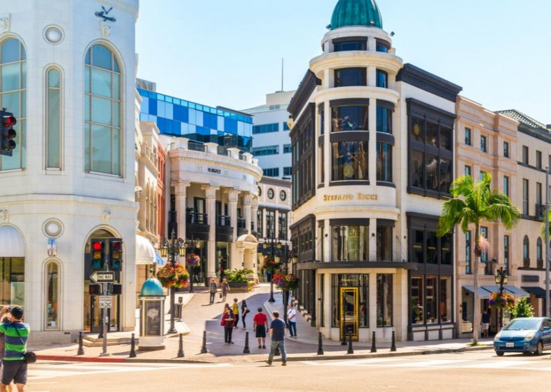 #8. Beverly Hills, California