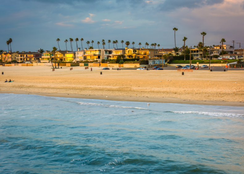 #6. Seal Beach, California