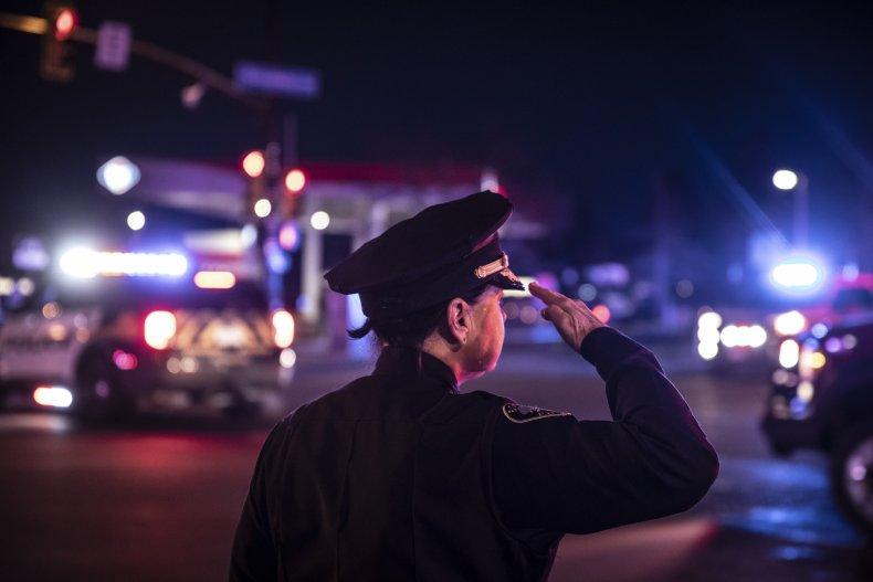 Boulder Colorado Police Officer