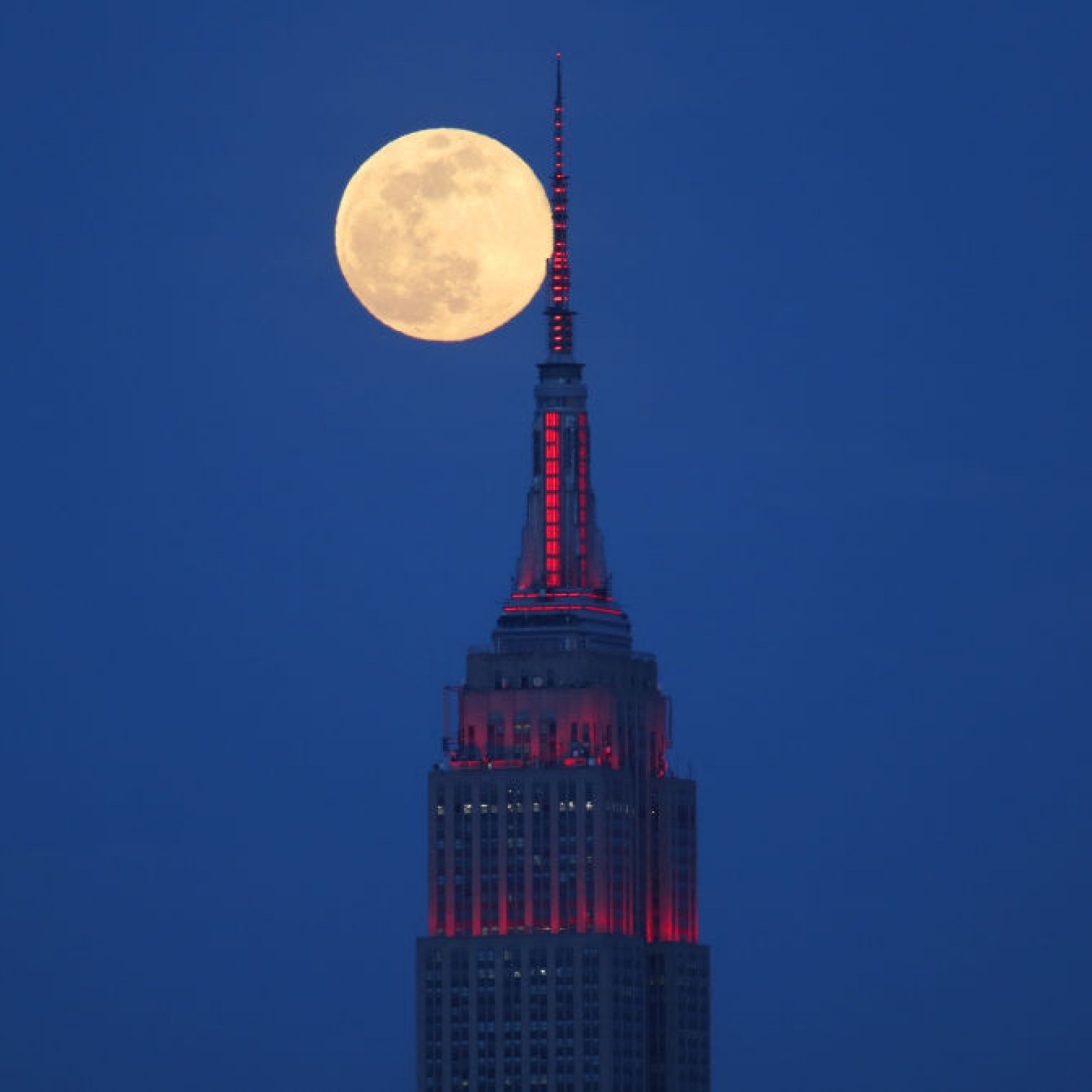 What is a Super Pink Moon and When Will There be One in 2021?