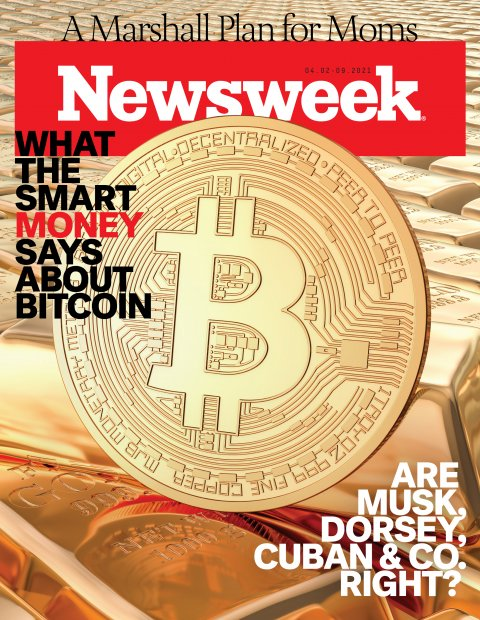 Newsweek cover 240321