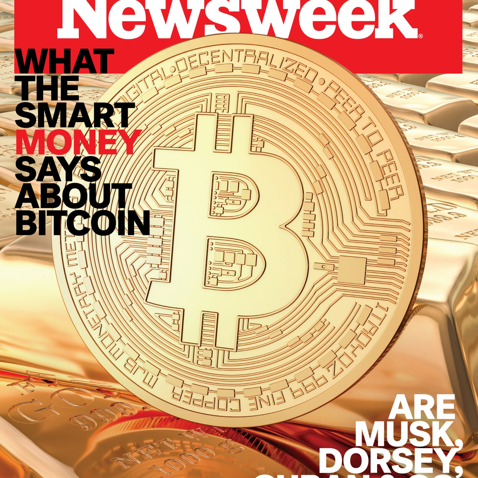 bitcoin newsweek