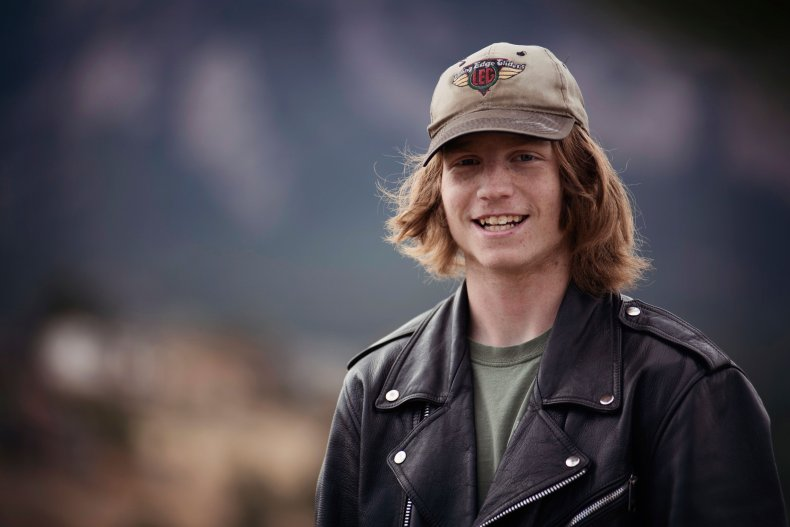 Boulder shooting victim Denny Stong