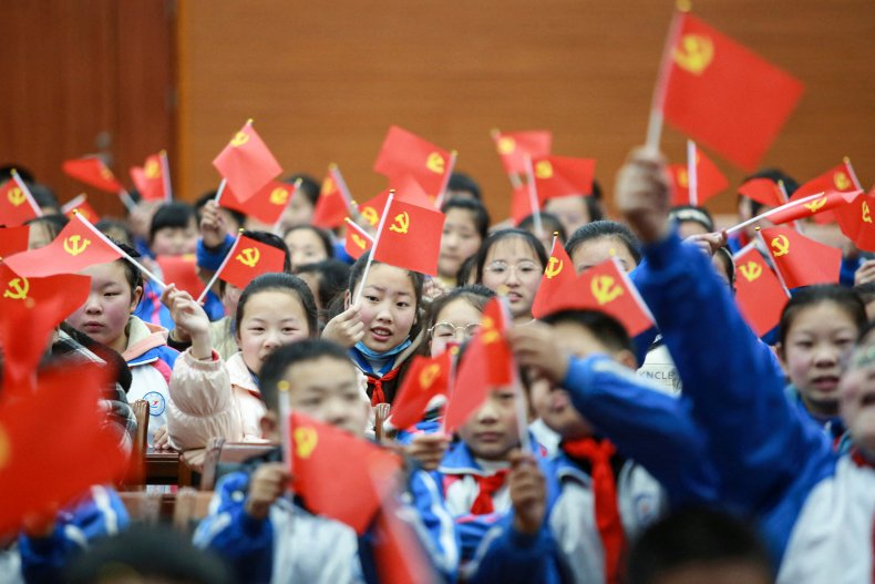 Chinese Communist Party Prepares For Centennial