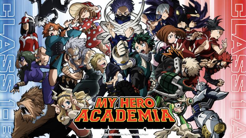 my hero academia season 5 poster