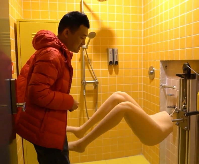 Chinese Police Shutter Popular Sex Doll Hotels